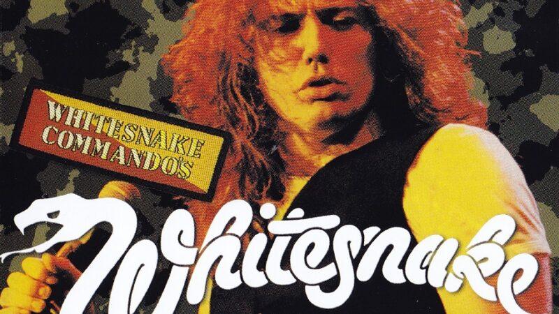 Conciertos que hicieron historia: Whitesnake – Live at Donington (1983)