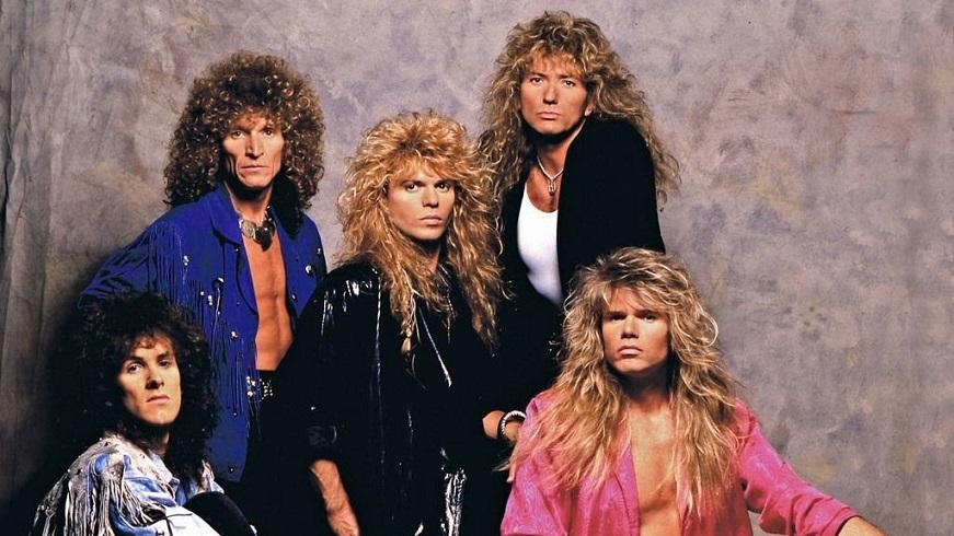 Videografía Rock: Trilogía de Whitesnake
