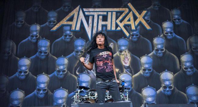 Anthrax en Santiago Gets Louder: Dosis letal de vieja escuela