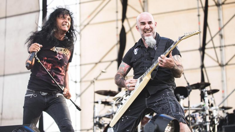 Anthrax y su segundo show en Chile: Viña On Hell