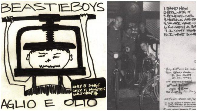 """Beastie Boys sube a las plataformas de streaming su EP de culto de hardcore punk """"Aglio E Olio"""""""