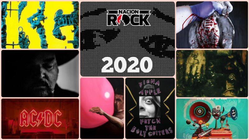 Nación Rock Awards 2020: los mejores discos internacionales del año