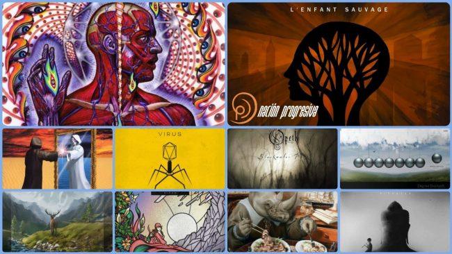 Sitio Nación Progresiva recopila los mejores álbumes de las últimas dos décadas de rock/metal progresivo (2000-2020)