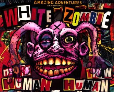 "Cancionero Rock: ""More Human Than Human""- White Zombie (1995)"