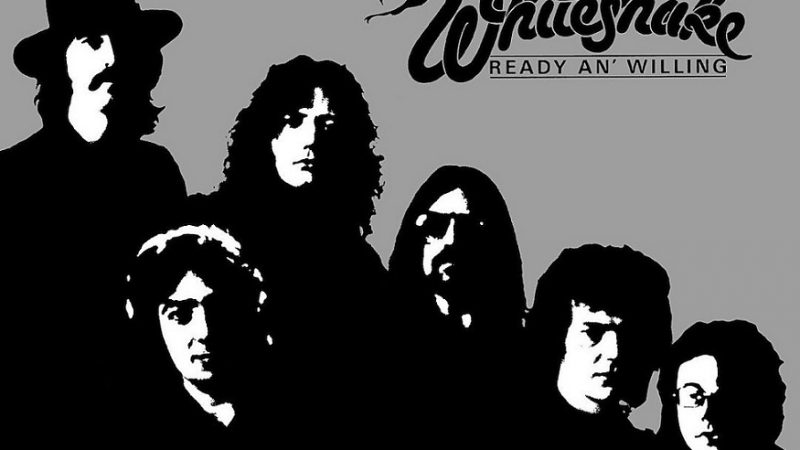 """Ready an' Willing"": Whitesnake situándose en el mapa"