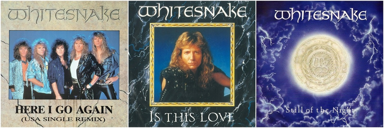 Disco Inmortal: Whitesnake (1987)
