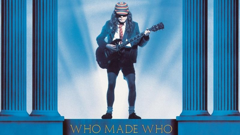 "Cancionero Rock: ""Who Made Who"" – AC/DC (1986)"
