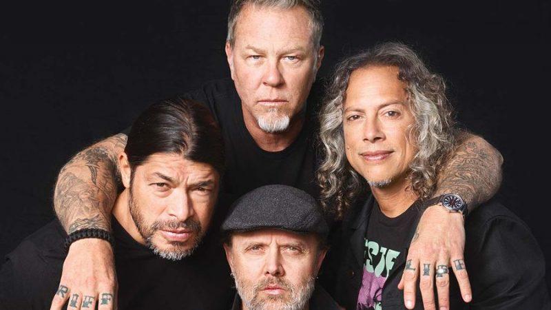 Metallica trabaja en canciones para un nuevo álbum por Zoom y correos electrónicos