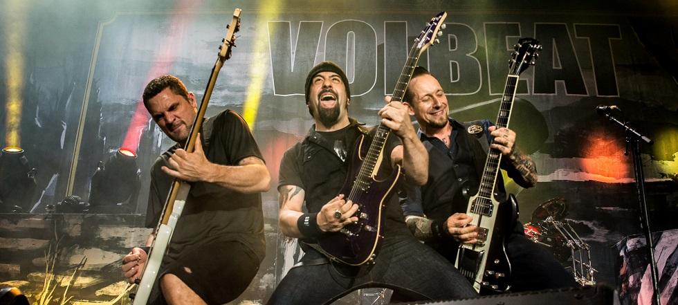 La ruta hacia Lollapalooza: Heavy metal para las masas, el regreso de Volbeat a Chile