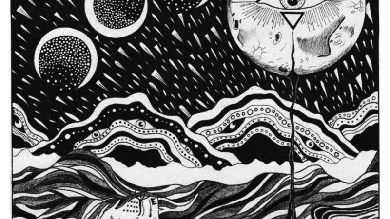 Mar Lunar EP (2021): abrasiva e incandescente psicodelia chilena