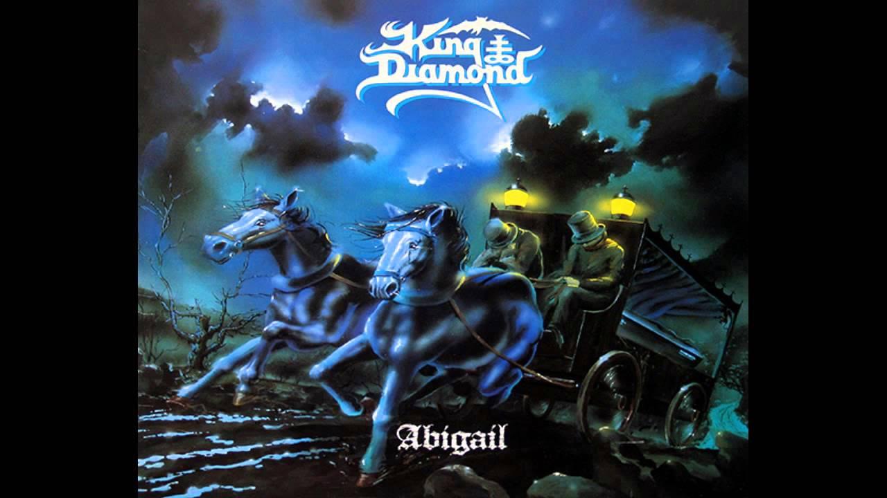 """""""Abigail"""", la historia de horror de King Diamond que cobra venganza eternamente"""