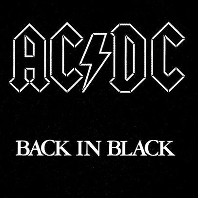 """Disco Inmortal: AC/DC """"Back in Black"""" (1980)"""