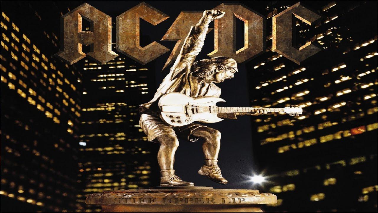 """""""Stiff Upper Lip"""", el disco con que AC/DC celebró el nuevo milenio"""