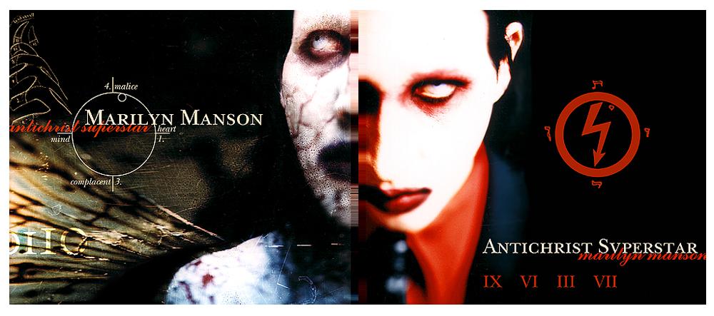 Disco Inmortal: Marilyn Manson – Antichrist Superstar (1996)