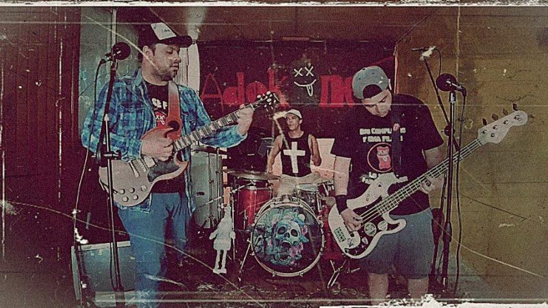 Adokines: la banda de punk rock desde la australidad chilena estrena proyecto audiovisual