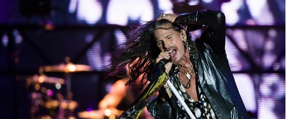 Mira el show completo de la reciente presentación de Aerosmith en Rock in Rio