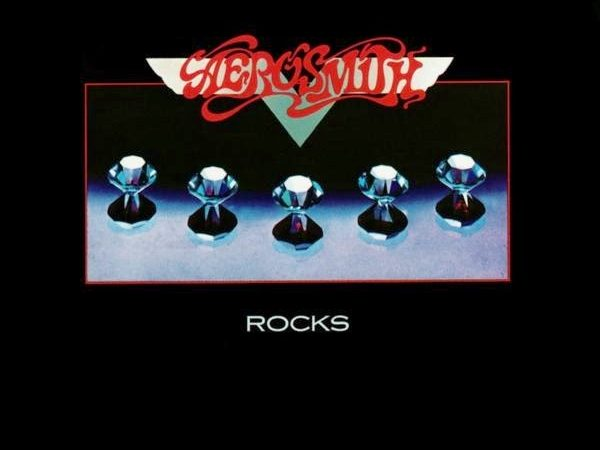 Disco Inmortal: Aerosmith – Rocks (1976)