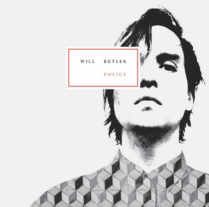 """Will Butler de Arcade Fire anuncia """"Policy"""", disco debut en solitario para marzo 2015"""
