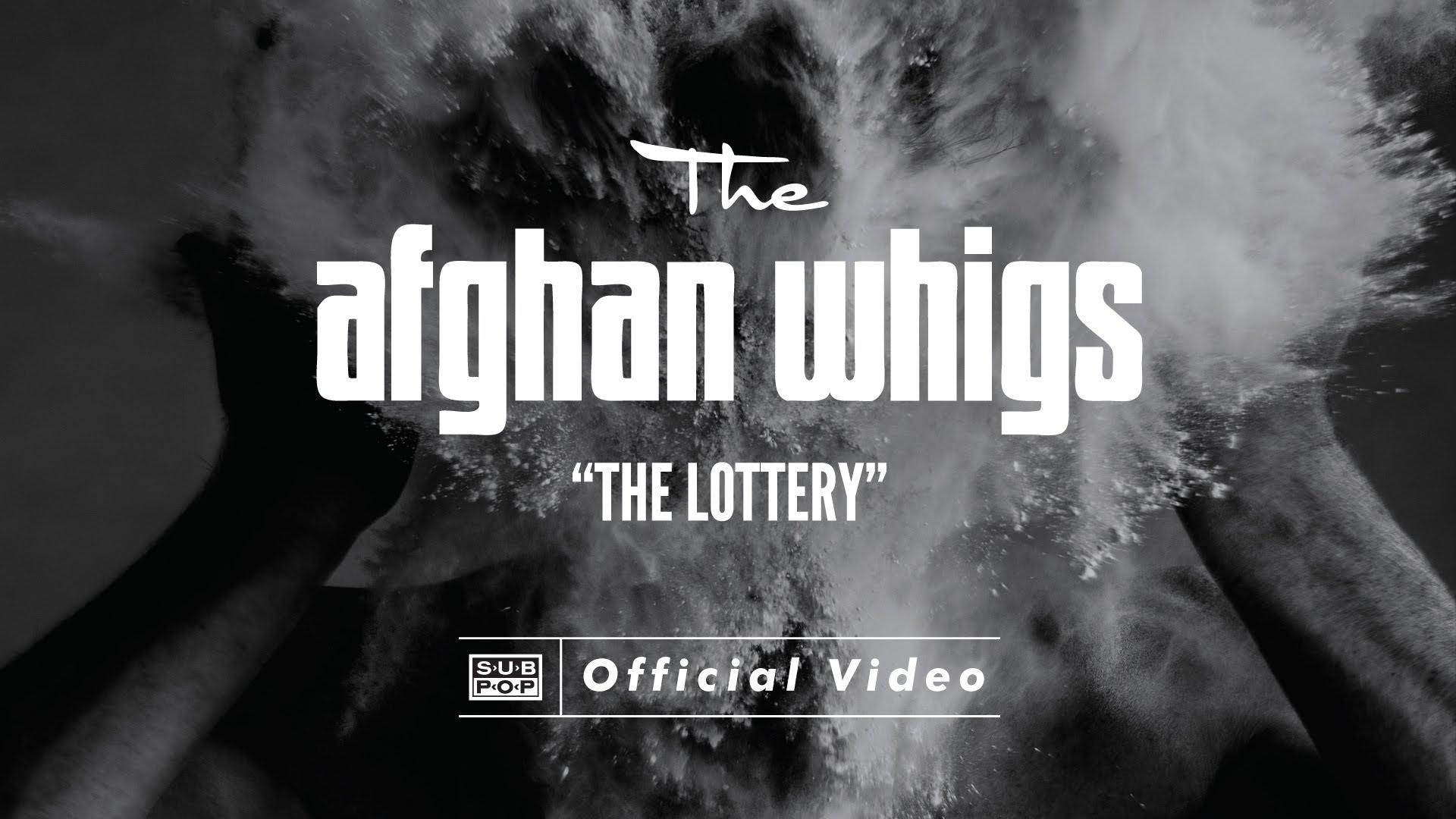 """The Afghan Whigs nos presenta a su hiperactivo ingeniero  de sonido en su nuevo video: """"The Lottery"""""""