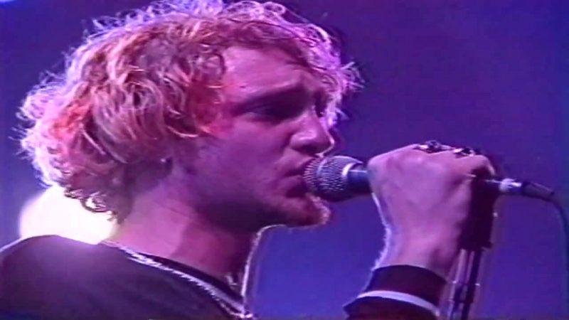 El día que Alice in Chains (con Layne Staley) llegó por primera vez a Sudamérica