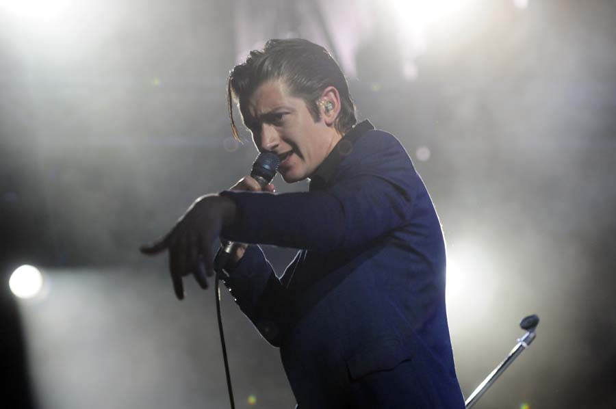 Arctic Monkeys en Chile: Tormenta de Emociones