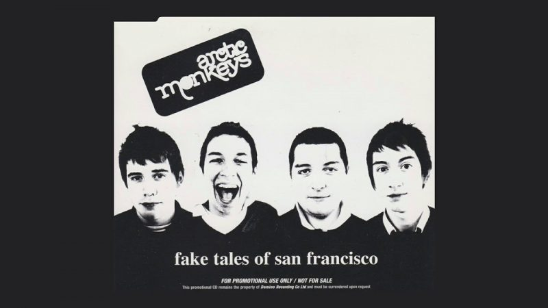 "Cancionero Rock: ""Fake Tales of San Francisco"" – Arctic Monkeys (2006)"