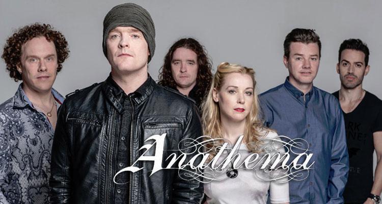 Anathema: Detalles de su nuevo álbum, primer adelanto y avance de venta de entradas en Chile