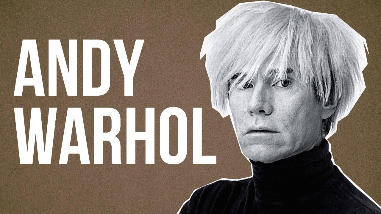 Rockumentales: A&E-La historia de Andy Warhol