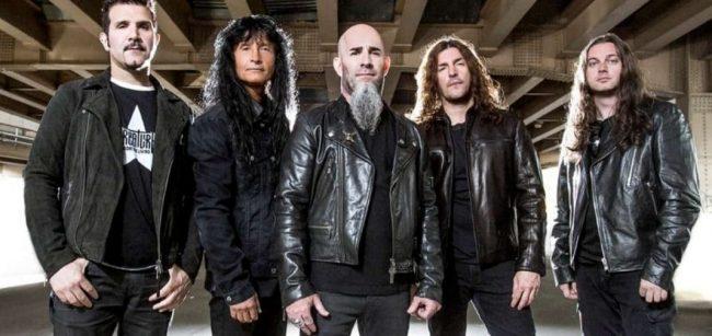 """Anthrax habló sobre su nuevo álbum: """"Será nuestro 'Dark Side of the Moon', pero más rápido"""""""