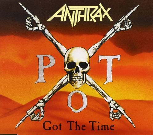 "2×1: ""Got The Time"" Joe Jackson vs. Anthrax"