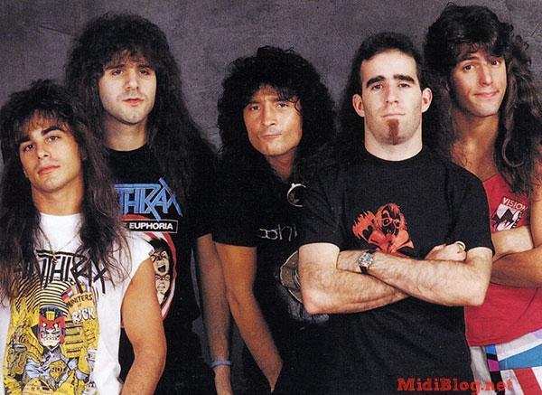 Anthrax lanza EP de covers de bandas de los 70's