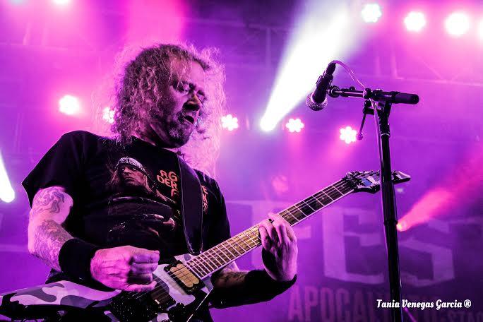 Review bandas nacionales en Metal Fest 2014: Milicia Metalera Criolla