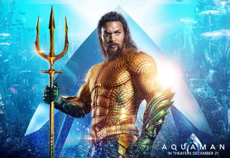 Jason Momoa confirma que música de Tool, Metallica y Black Sabbath lo inspiraron mientras grababa Aquaman