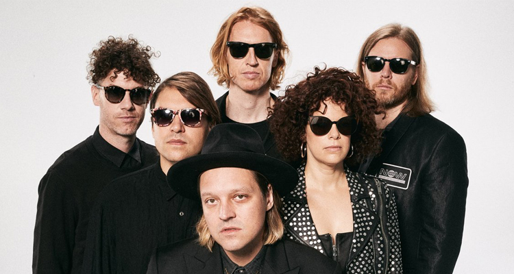 Arcade Fire confirman que están trabajando en un nuevo álbum de estudio