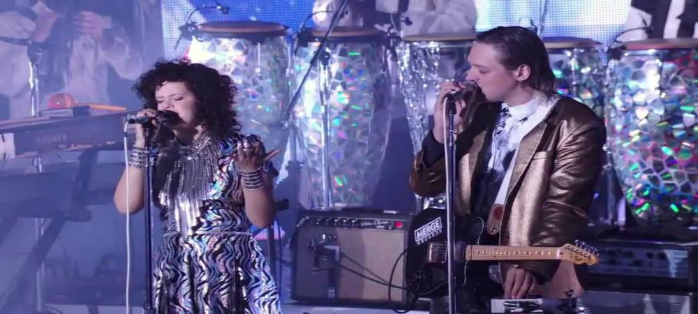 Arcade Fire volvió a los escenarios luego de dos años. Revisa video y detalles