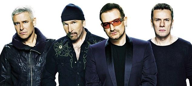 Se revelan más detalles del nuevo álbum de U2