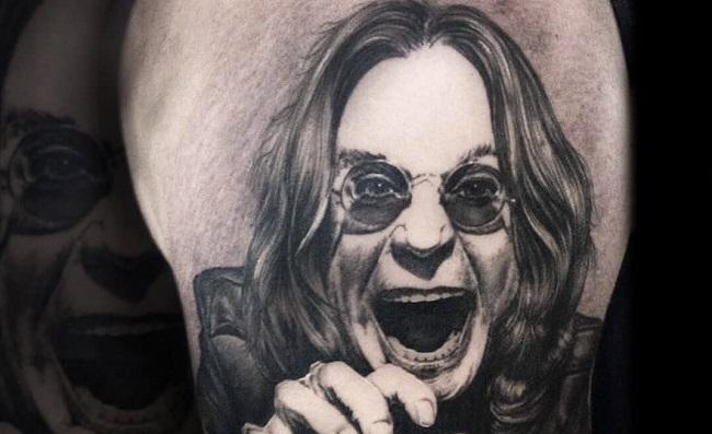 Si te haces un tatuaje de Ozzy puedes obtener su nuevo álbum por adelantado