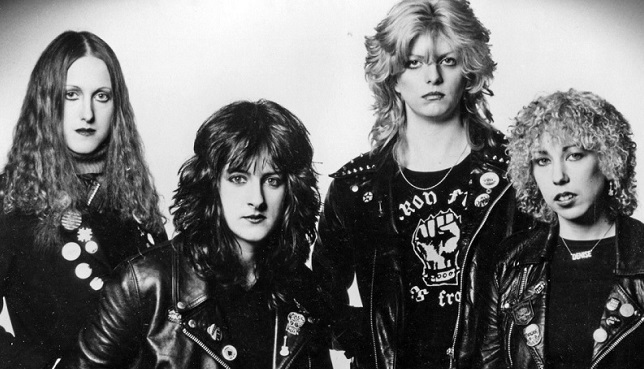 Girlschool: la primera banda femenina de heavy metal de la historia