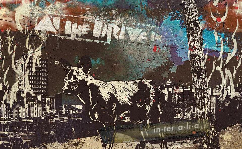 "Streaming: Escucha ""in • ter a • li • a."", el nuevo disco de estudio de At the Drive-In"