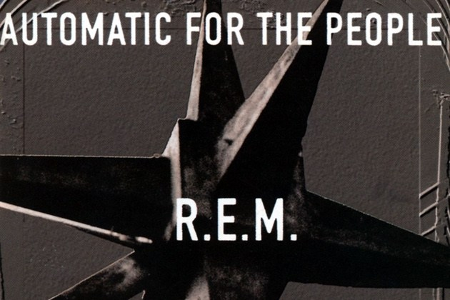 "R.E.M. lanzará reedición de 25 aniversario de ""Automatic for the People"""