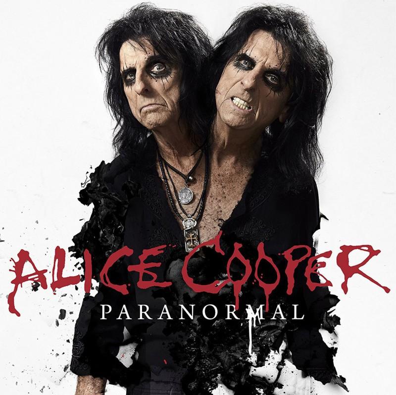 """Escucha """"Paranoiac Personality"""", primer corte del nuevo álbum de estudio de Alice Cooper"""