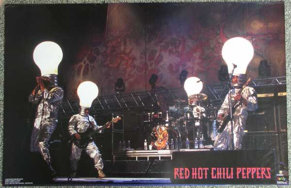 Conciertos que hicieron historia: Red Hot Chili Peppers en Woodstock '94