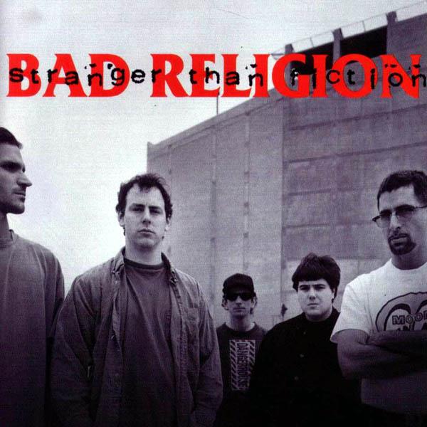 Disco Inmortal: Bad Religion – Stranger Than Fiction (1994)