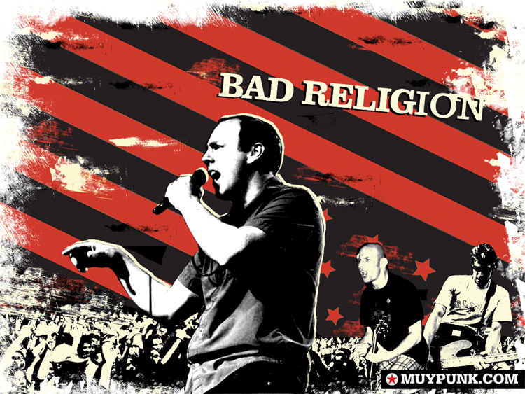 Bad Religion en Chile: 30 años de actitud infranqueables