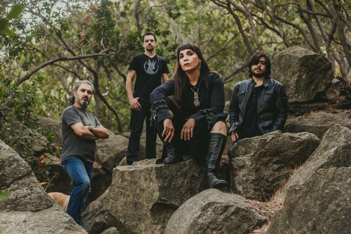 Crisálida protagoniza documental sobre metal latinoamericano