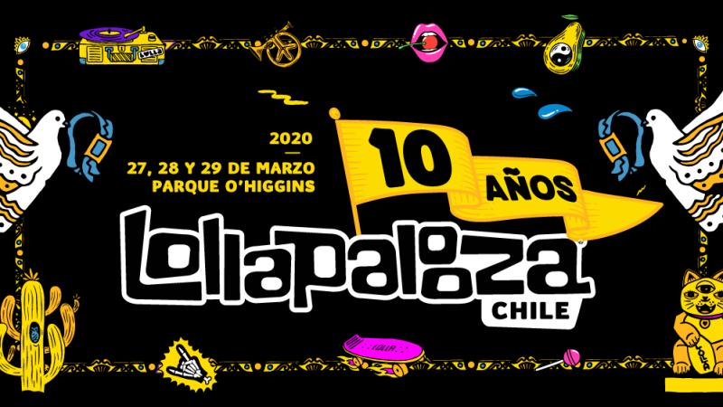 Lollapalooza ofrecerá conciertos gratuitos en Santiago y Regiones: revisa la lista de bandas y artistas