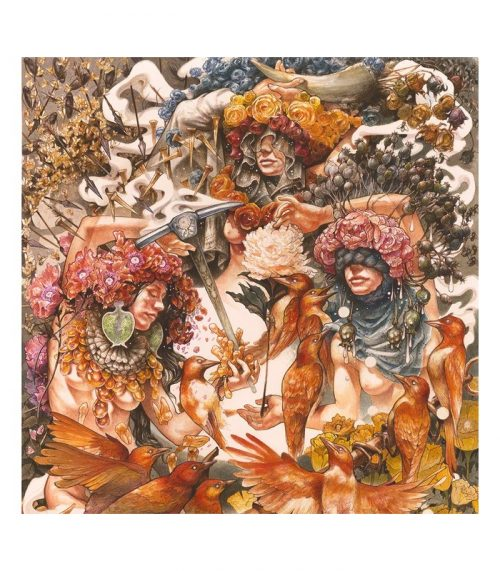 "Baroness: ""Gold & Grey"" (2019)"