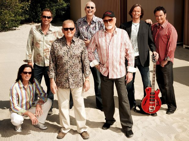 Se suspende concierto de The Beach Boys