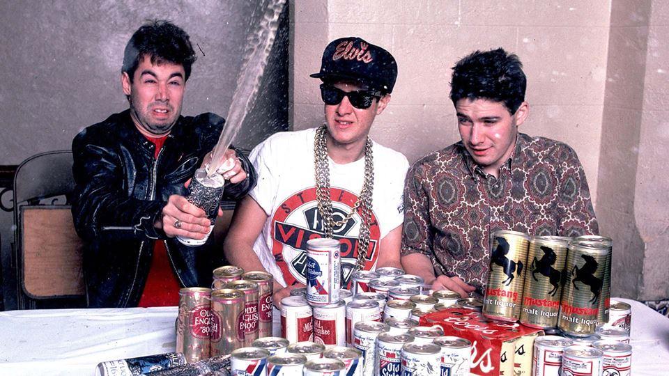 Adam Horovitz (Ad-Rock) confirma que hay un montón de material inédito de los Beastie Boys por publicar