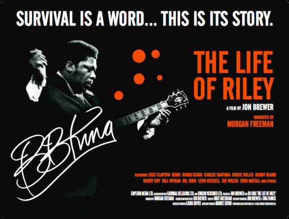 Rockumentales: The Life of Riley, la historia de B.B. King